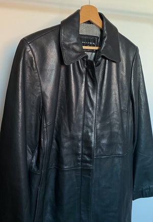 Leather Jacket XS-S