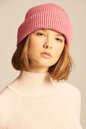 Sophie - pink hat, scarf or set