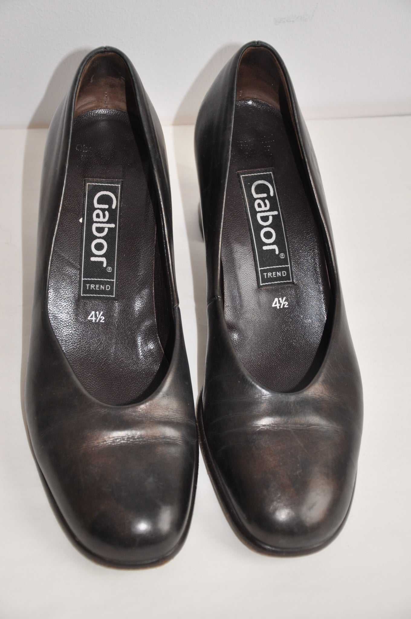 Gabor leather pumps / EU 37