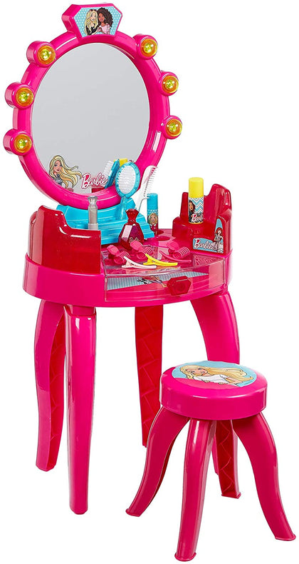 Theo Klein 5320 Barbie Beauty Accessories, Styling Studio, Toy, Multi-Colored