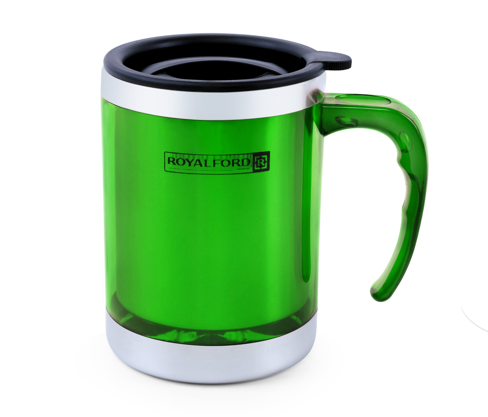 Royalford RF5130 Travel Mug, 14 Oz