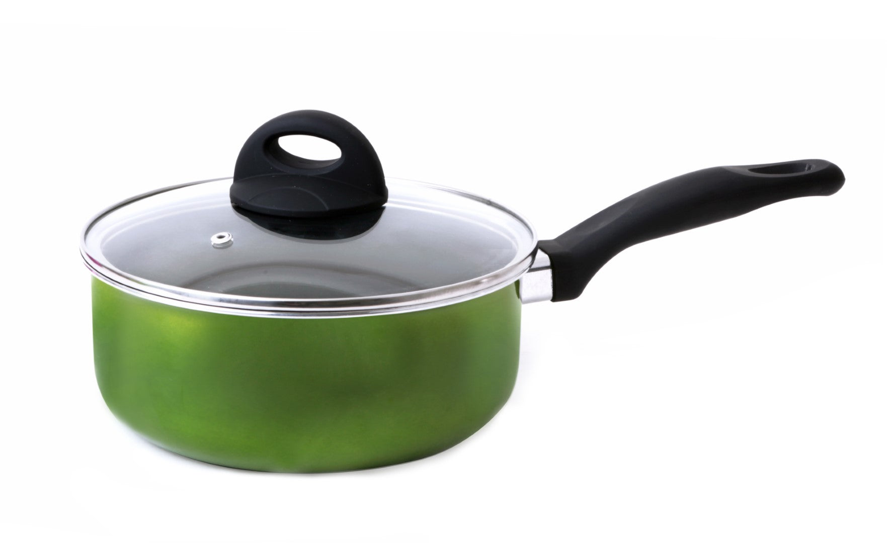 RoyalFord RF6953 Non-stick Sauce Pan With Lid, 16cm