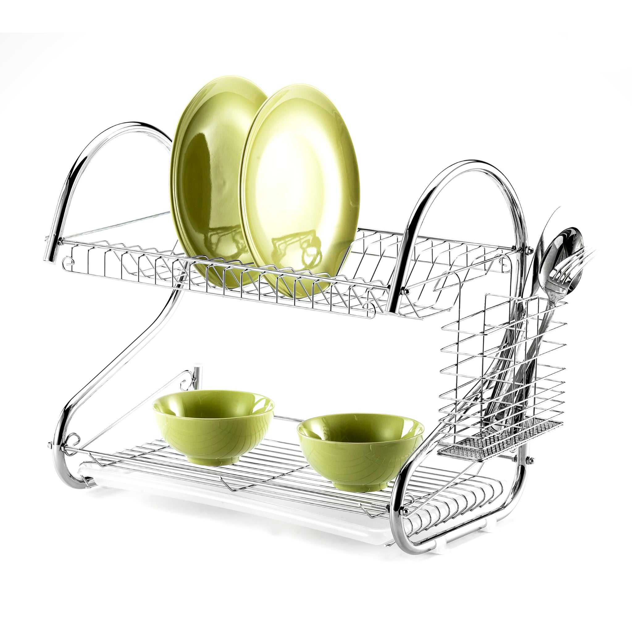 Royalford RF8661 2 Layer Dish Rack