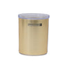 Royalford RF8210 Solid Gold Acrylic Window Canister, 980ml