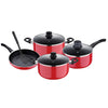 8 Pcs Non Stick Cookware Set 1X2