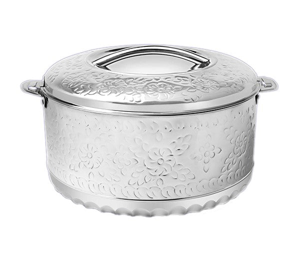 Royalford RF8467 Stainless Steel Liwa Jumbo Hot Pot, 15L