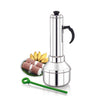 Royalford RF8502 Stainless Steel Puttu Maker Set