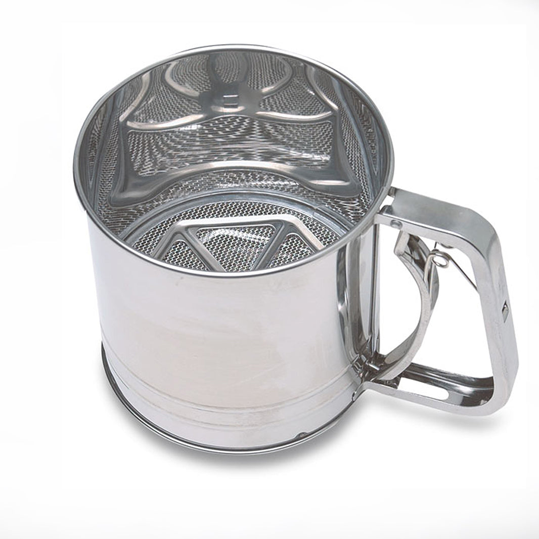 Royalford RF8630 Stainless Steel Flour Sifter