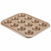 12Cup Muffin Pan 38X29.5X3.5Cm,0.5Mm1X12