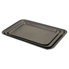 Royalford Non-Stick Baking Tray Cookie Set 3 Piece, Durable and Multi-Purpose Stainless Steel Tray Set for Healthy Baking
