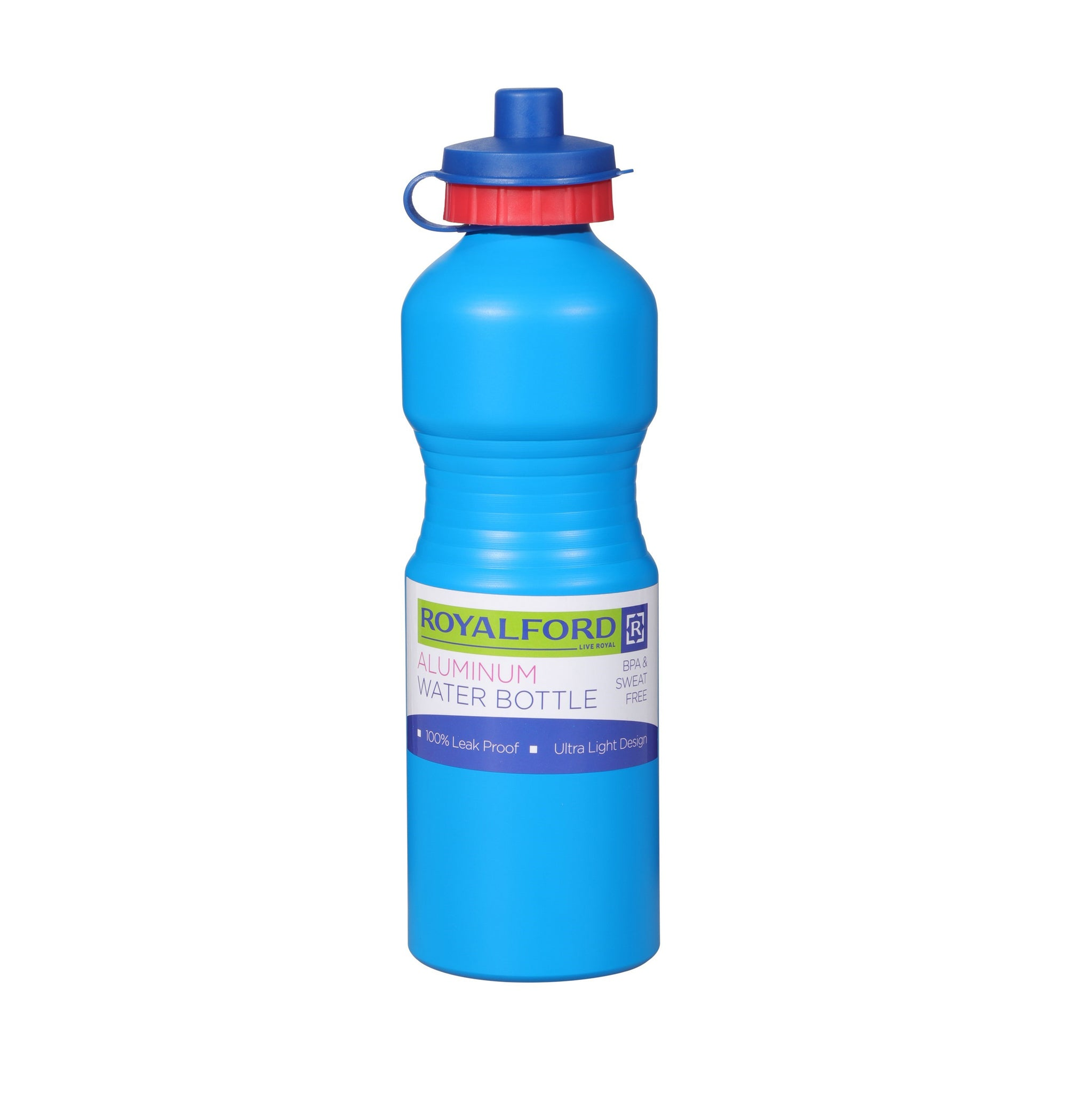 Royalford RF8897 Aluminium Water Bottle, 750 ML