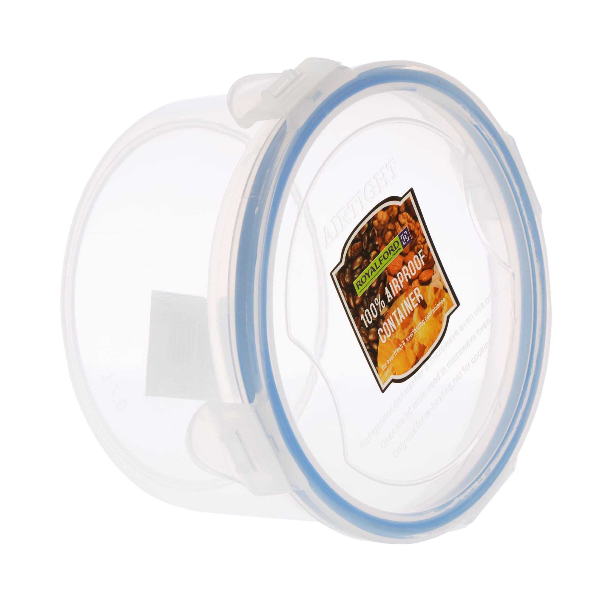Airproof  Container  Round(.7L) 1X105