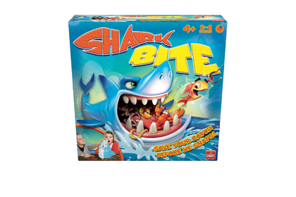 Goliath Shark Bite Children's Family Fun Fishy Board Game