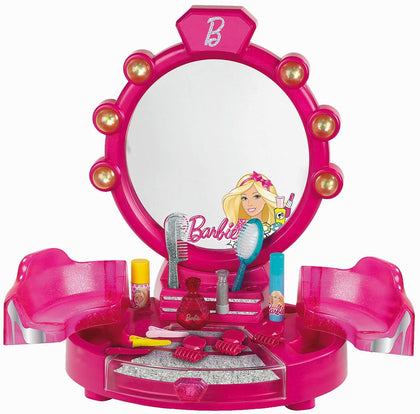 Theo Klein 5322 Barbie Beauty Table Accessories, Styling Studio, Toy, Multi-Colored