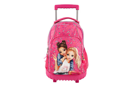TOPModel Backpacktrolley Pink