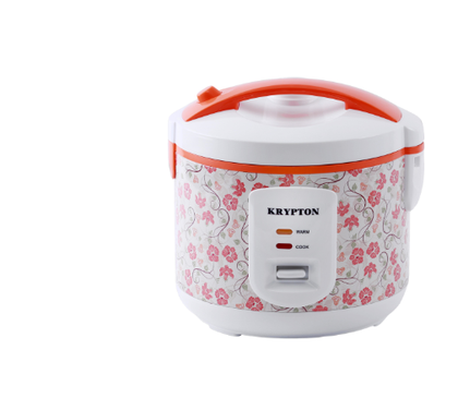 1.5 L Rice Cooker with Steamer | Non-Stick Inner Pot, Automatic Cooking, Easy Cleaning, High-Temperature Protection - Make Rice & Steam Healthy Food & Vegetables - 2 Year Warranty