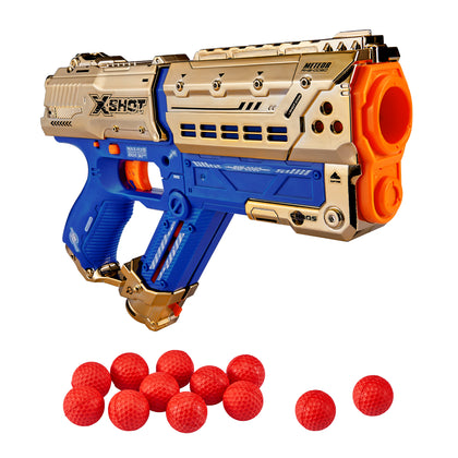 X-Shot Dart Ball Blaster-CHAOS Golden