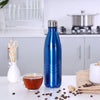 Royalford RF5769 Stainless Steel Vacuum Bottle, 500 ML
