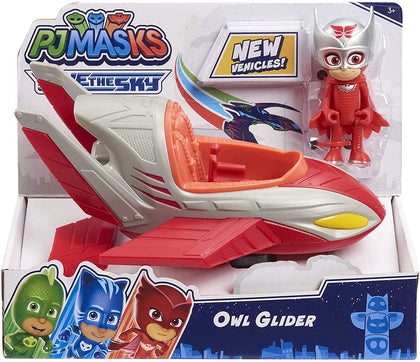 PJ Masks Core Plus-  Save The Sky Owl Glider