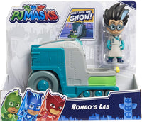 PJ Masks Vehicle Romeo & Romeo's Lab