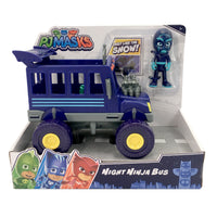 PJ Masks Vehicles-Ninja's bus