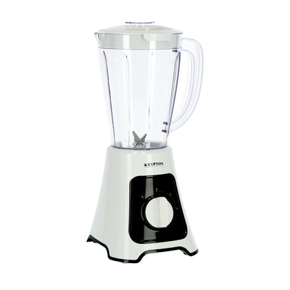 400W Blender, 2 In 1 with 1.5L Jar – Powerful Copper Motor with 2 Speed Mode & Pulse Function - Crusher, Grinder, Juicer