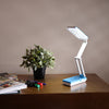 Rechargeable Reading Lamp Light, 21 PCS LED Light for Reading in Bed, Eye Care Night Light with Folding Neck, Rechargeable Desk Lamp