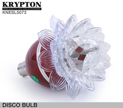 1.5W Disco Bulb, Crystal Gola LED Bulb, LED Light, LED Disco Light for Party, Function, Christmas Decoration