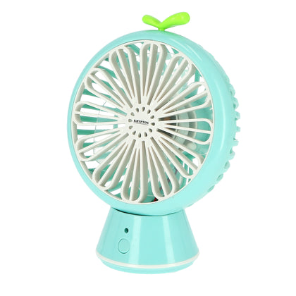 Mini Portable | USB Rechargeable Fan | Cooling Fan | Mini Handheld Fan | Quite for Office, Camping