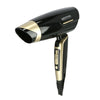 1200W Powerful Hair Dryer with Concentrator - 2-Speed & 2 Temperature Settings - Salon Quality with Cool Shot Function for Frizz Free Shine & Concentrator - Portable