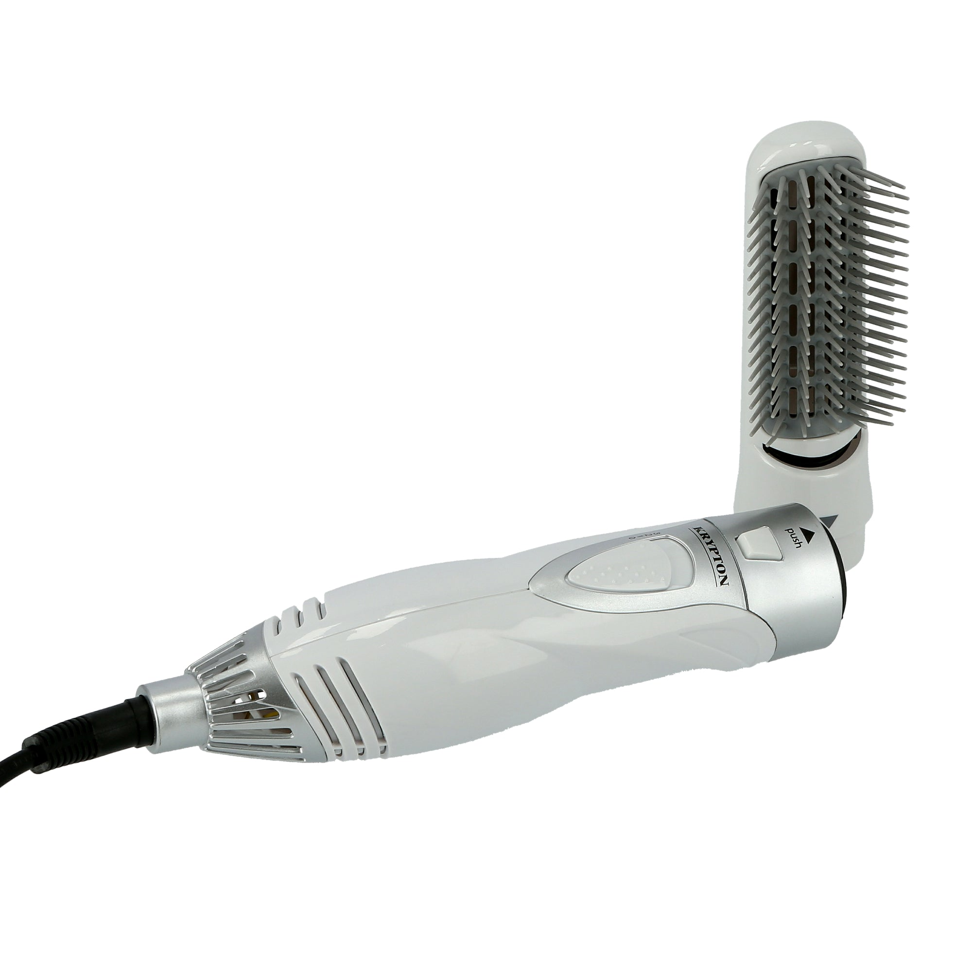 800W Hair Styler with 360 Swivel Cord - Ideal Accessory with Overheat Protection - Volume and Curl Air Styler