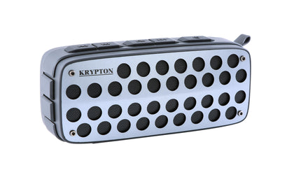 1200mAh Rechargeable Portable Speaker, High Sound Performance, USB, TF Card, High Sound Performance, IPX-4, Hands Free Call