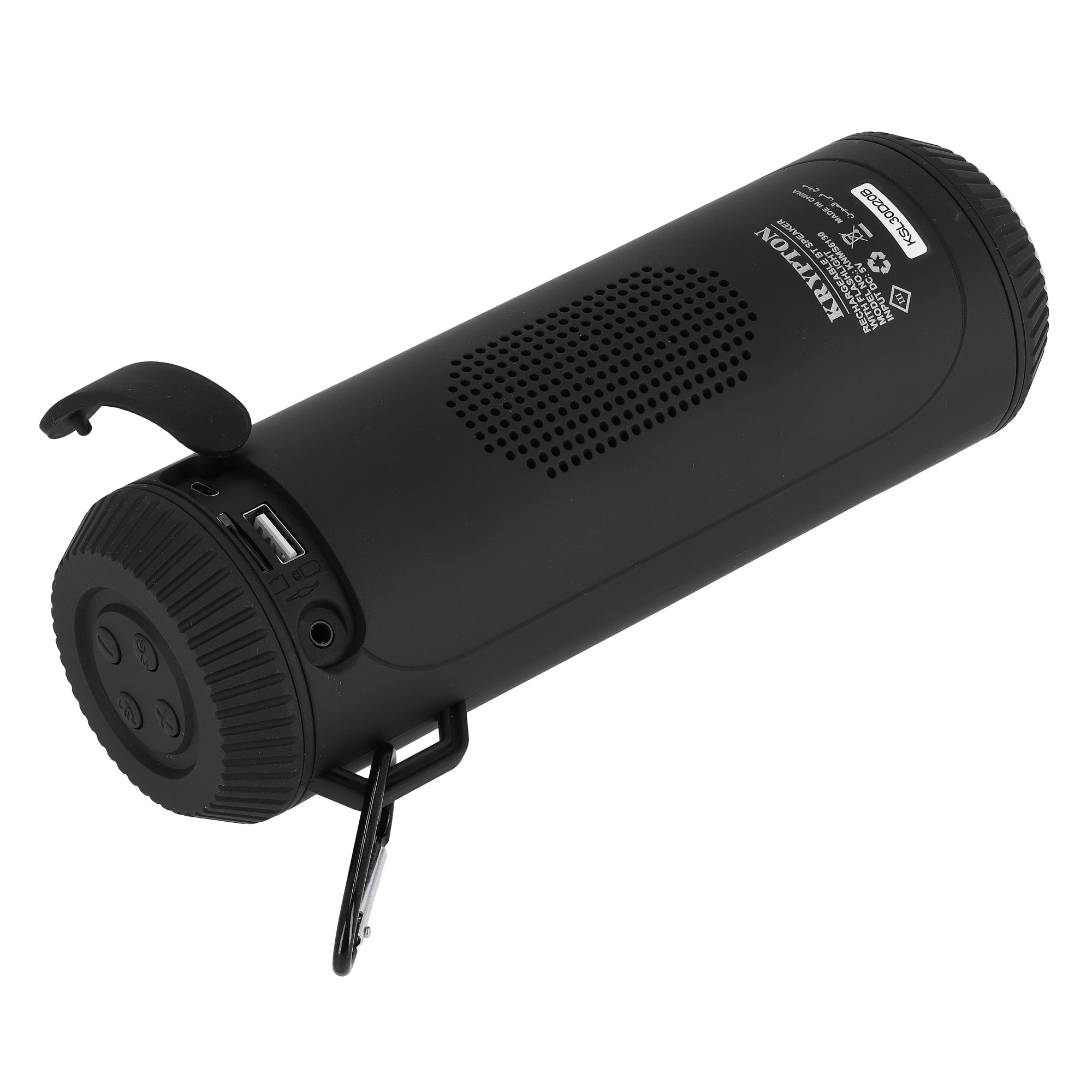 1200mAh Rechargeable Portable Bluetooth Speaker | TWS Functionality | BT/USB/TF/FM/AUX