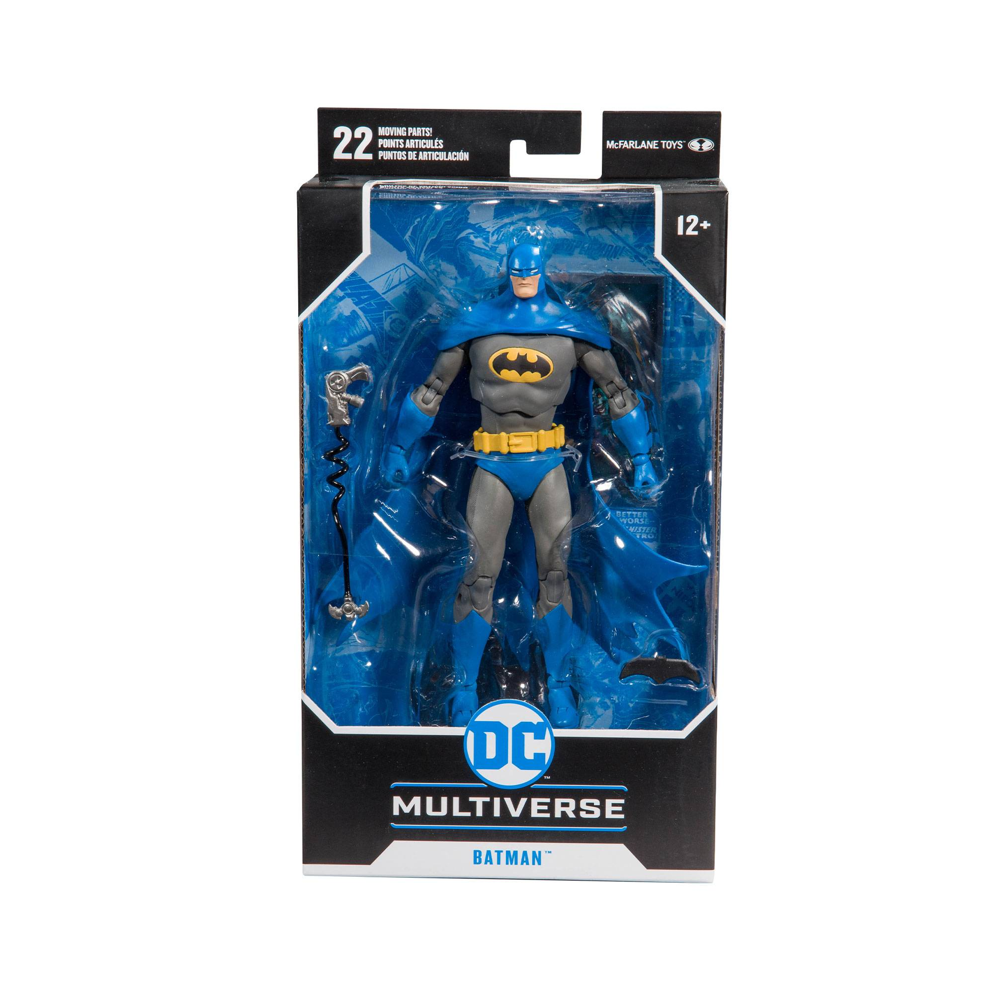 McFarlane Toys - DC Multiverse - Animated Batman (Blue Variant) (15506 )