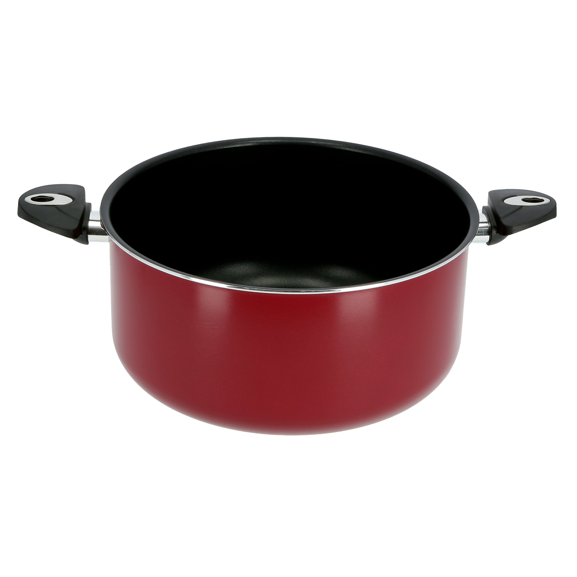 Royalford RF1254C28 Non-Stick Cooking Pot, 28 CM