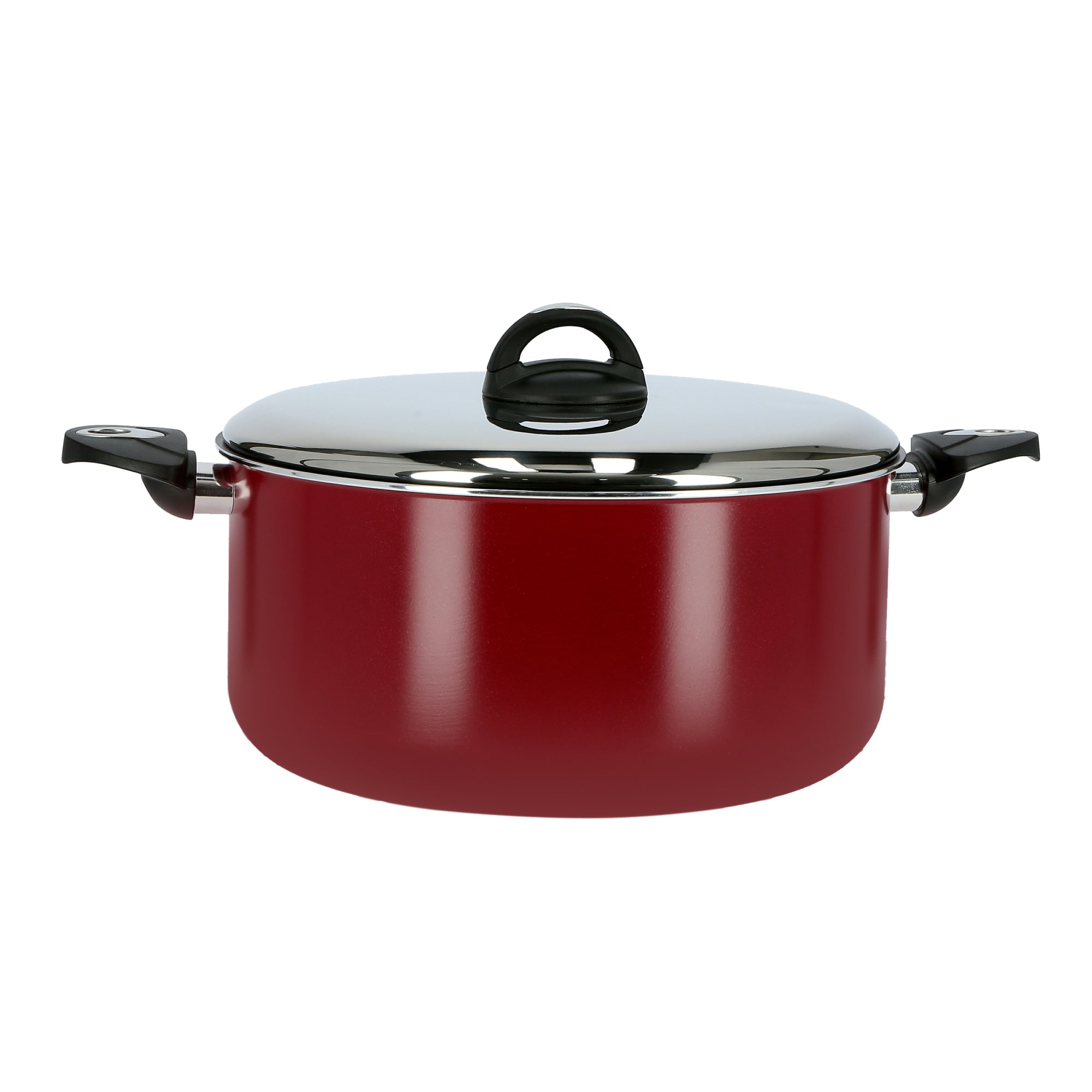 Royalford RF1255C30 Non-Stick Cooking Pot, 30 CM