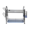 Royalford RF2563 Wall Hanging Dish Rack