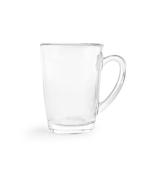 Royalford RF5886 Glass Cup, 150 ML