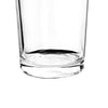 6 Pcs Glass Tumbler Set 12 Oz 1X12