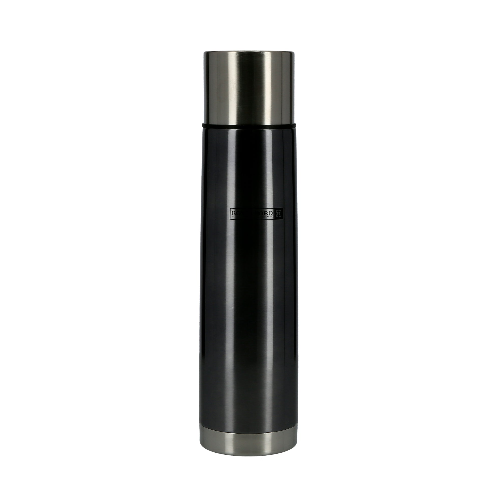 Royalford RF7665 1.0L Stainless Steel Double Wall Vacuum Bottle