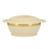 Royalford RF8541 1700ML Richmond Casserole Dish | Hot Pot Set | |Serving Dishes with Lids | Hot Food Storage Containers & Warmers | High Grip Handles | Storage Saver for Everyday Use