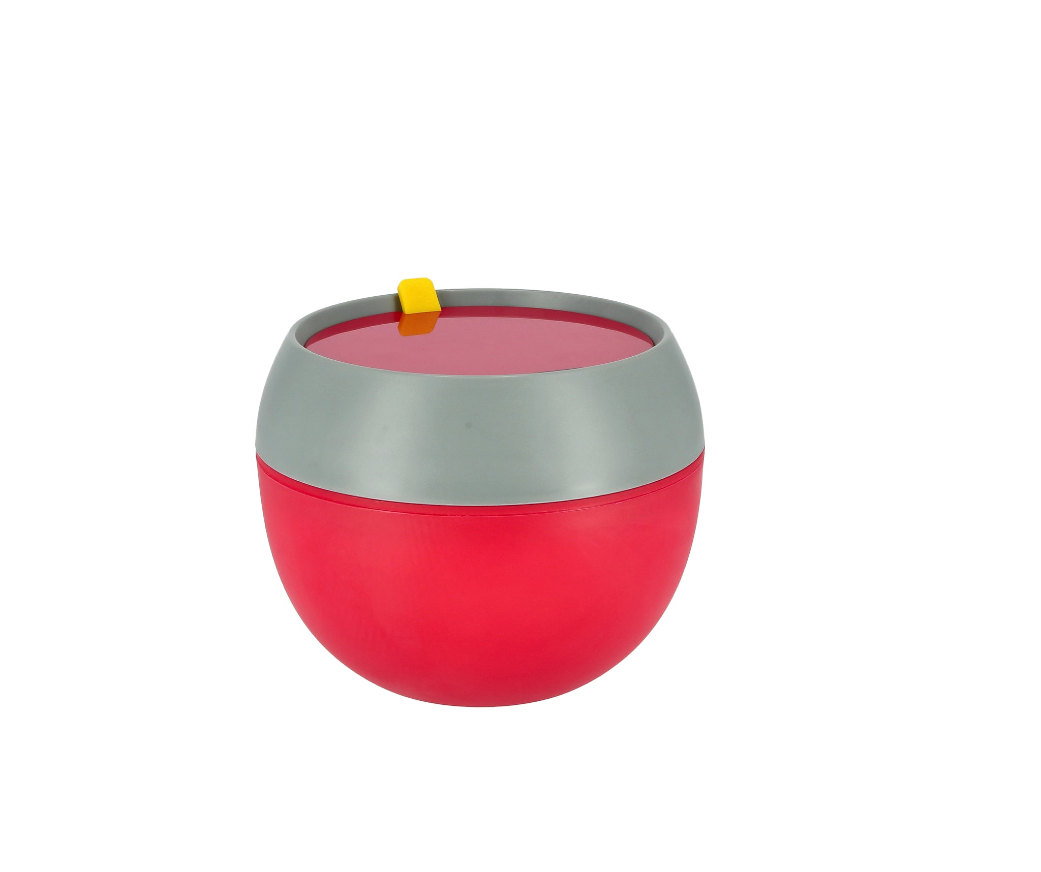 2 Layer fashionable Round Lunch box 1X24