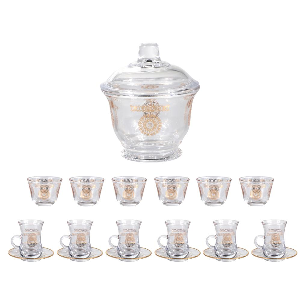 20Pcs Laya Royal Tea Set 1x6