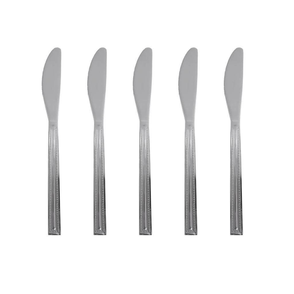 6 Pcs SS Table Knife 1X48