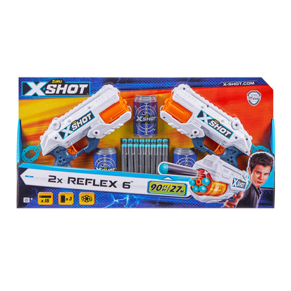 X-SHOT - Excel-REFLEX 6 Double Pack