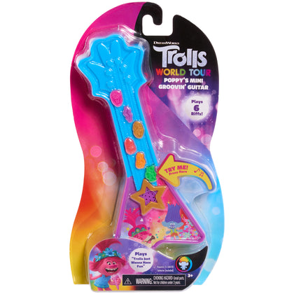 Trolls World Tour Poppy's Groovin Guitar
