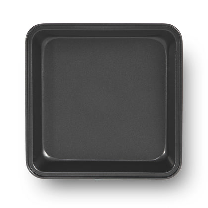Royalford RFU9076 Square Roaster Pan – Carbon Steel, Oven Safe, Premium Non-Stick Coating, 0.4MM Thick, PFOA Free