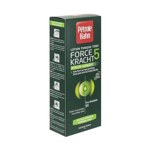 LOTION VERTE FORCE CHEV NORMAUX