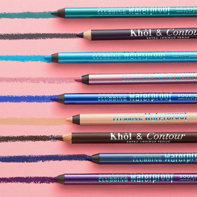 CRAYON YEUX CONTOUR CLUBBING WATERPROOF