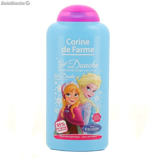 GEL DOUCHE PRINCESSE